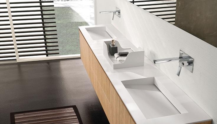 Göztepe Corian Banyo Lavabosu