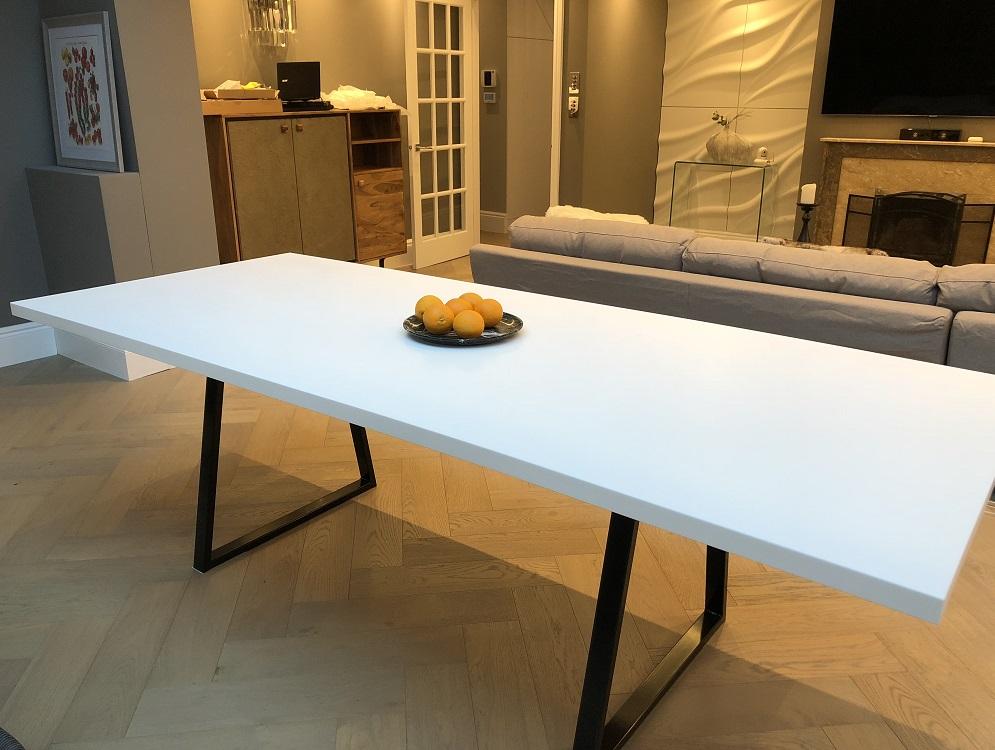 Maltepe Corian Mutfak Masası