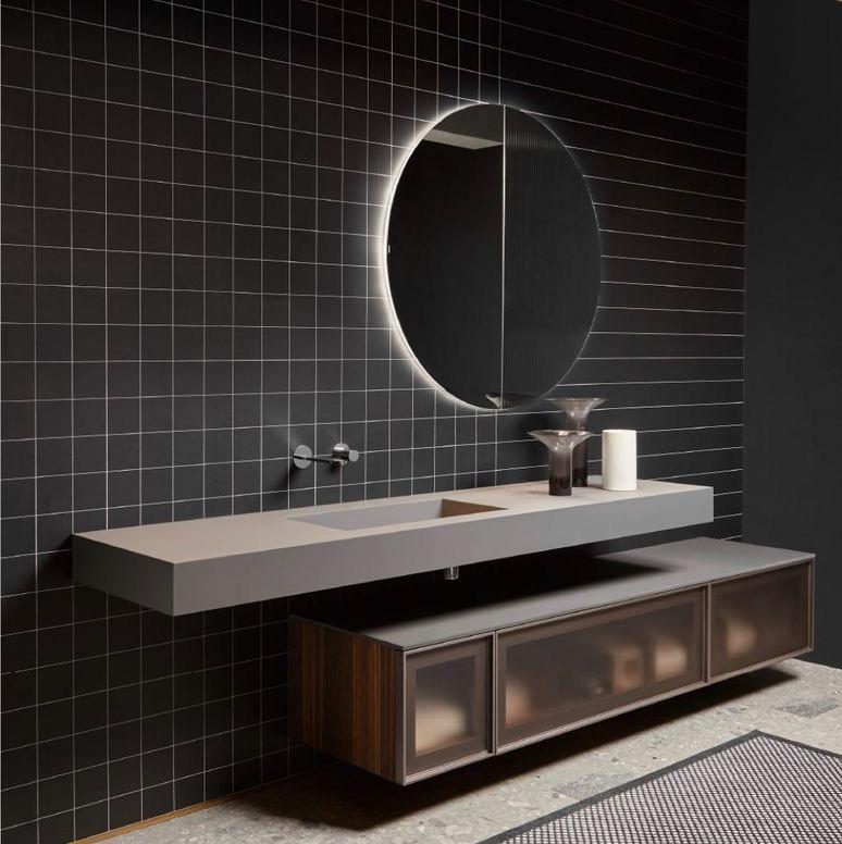 Erenköy Corian Banyo Tezgahı